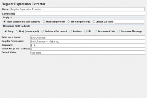SAML JMeter Testing