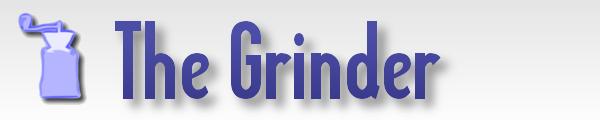 The Grinder logo